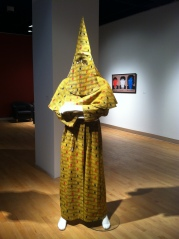 African Klan Suit #2 (Hypnotic), Michael Paul Britto, 2010